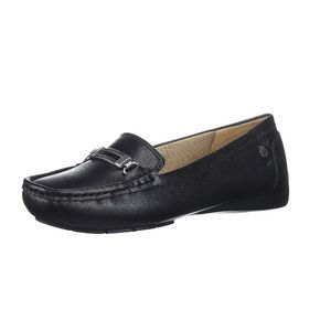 Life Stride Driving Shoes Women's Loafers Black